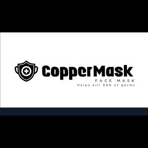 Antimocrobial CopperMask